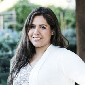 Lorena Flores Office Manager Cornerstone Santa Barbara