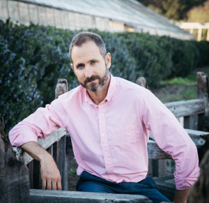 Gregory Hyman, Owner Cornerstone Landscapes Santa Barbara
